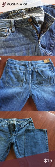 Jeans | D, Boots and Cut jeans