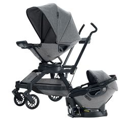 Orbit Baby Limited Edition Porter Collection. I really wish they came out with this when I bought my stroller I love this grey