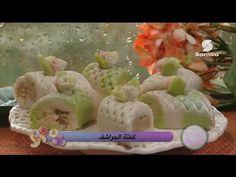 G teau knidlat qnidlat recette facile la cuisine for Algerian cuisine youtube
