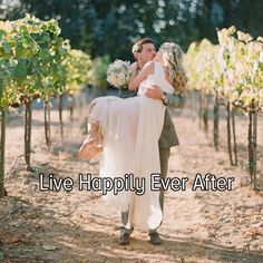 Bucket list: live happily ever after with someone that I love.