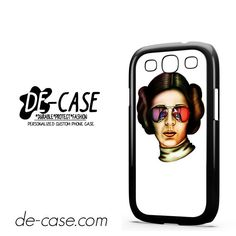 Star Wars Leila With Glasses DEAL-10025 Samsung Phonecase Cover For Samsung Galaxy S3 / S3 Mini