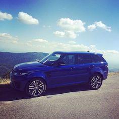 Test Drive Range Rover SVR #carswithoutlimits #carporn #instacar #carsofinstagram #auto #cars #rangerover #svr #landrover
