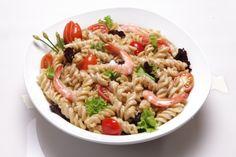 Pasta recipe for food entrepreneurs: Shrimp and Pasta Salad with Creamy Sesame Dressing - Entrepreneur Blogs - Entrepreneur Philippines