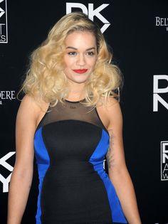 Rita Ora - Rita Ora Attends the DKNY Artworks Launch