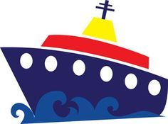 Free clip art illustration of a cruise ship on the water on Boat Clipart Disney Cruise Door, Disney Cruise Ships, Cruise Travel, Cruise Vacation, Cruise Ship Party, Crystal Cruises, Singles Cruise, Cruise Scrapbook, Family Cruise