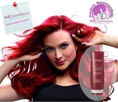 Hidratação profunda para os cabelos coloridos!