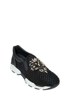 Sneakers gioiello Rene Caovilla tra le sneakers Autunno Inverno 2016 2017 03760c09506