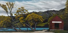 Limited Editions Prints are now available for the stunning 'Glenorchy'.  Glenorchy is a small settlement at the northern end of Lake Wakatipu in the South Island region of Otago, New Zealand  This price includes framing.  It will be stretched over wooden stretcher bars.  Print Size 255mm(H) x 505mm(W) x 40mm(D) Giclee varnished.   If you do not have a paypal account please contact me at art.mcgettigan@gmail.com for another payment method.  (Free shipping worldwide)  What is a Giclee Print?…