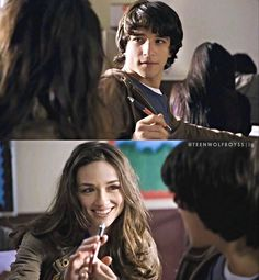 """+ my lil babies :') - - do you ever just rewatch all the old scallison scenes and cry because same - - QOTD: allison or scott? - - """