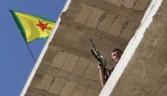 Kurdos reciben apoyo militar de Turquía si se oponen a Al-Asad | Soy Armenio