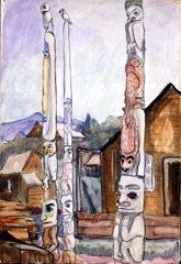 McMichael Canadian Art Collection Group of Seven Native Art, Native American Art, Group Of Seven Art, Emily Carr, Famous Artwork, Impressionist Paintings, Historical Images, Canadian Artists, Tribal Art