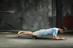 Die Fitness-Rolle, die gegen jedes Leiden hilft