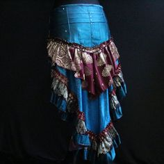 Tribal Fashion, Leather Fashion, Tango Dance, Jazz Dance, Latin Dance, Dance Wear, Tribal Belly Dance, Ballroom Dress, Bustle