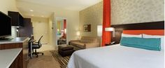 Studio Suite of the new Home2 Suites by Hilton Macon I-75 North