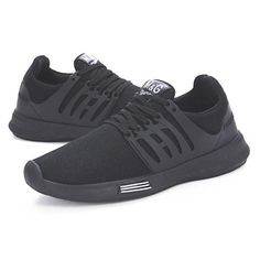 79f7b2536aef Men Fabric Breathable Casual Sneakers Antiskid Running Shoes