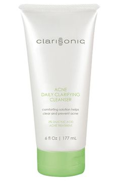 CLARISONIC® Acne Clarifying Cleanser available at #Nordstrom