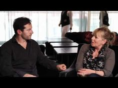 Kate Atkinson and Jason Isaacs - Case Histories interview - YouTube