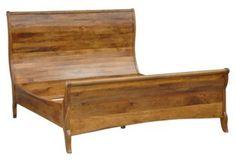 Torino Bed, King   Rustic Charm   diy idea