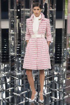 Chanel Spring 2017 Couture Fashion Show - Mica Arganaraz