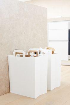 RE.BIN recycling bin (paper grocery sack) http://www.rebinus.com/