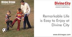 Obviously, quality moments in life always remain in less number. Make them special at #DivineCity with kids.