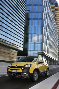 Fiat Panda Cross en Motor Village Valencia