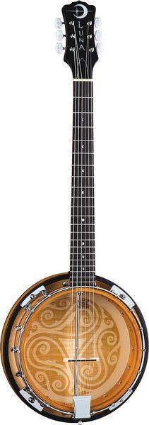 6-string Celtic Banjo