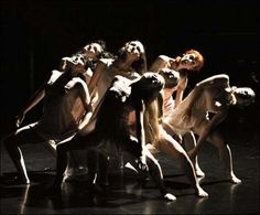 Angelin Preljocaj | Retour à Berratham | Paris 16e. Théâtre de Chaillot  Vampire Chorus