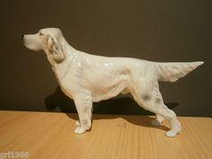 "Beswick Dog ""English Setter"" Bayldone Baronet Model No 973 | eBay"