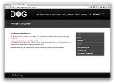 ProDog Mathematical Analysis, Website, Psychics