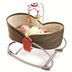 Tiny Love Schaukelwippe 3in1 Rocker Napper #baby #schlafen #geschenk #babyartikel.de