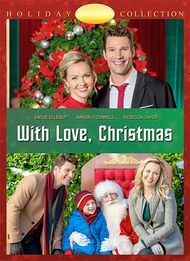 With Love Christmas 2017 Dvd Hallmark Christmas Movies Hallmark Holiday Movies Christmas Movies