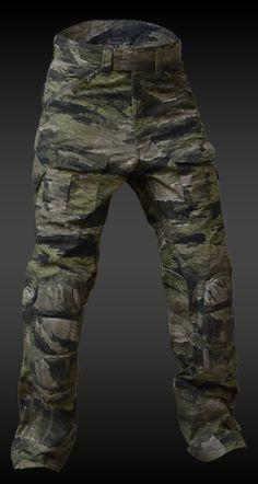A-TACS iX TACTICAL COMBAT PANTS (TCP-R)   A-TACS iX GEAR   Tactical Gear