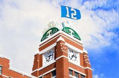 I support Starbucks because they support Seahawks!!!! #12s Starbucks headquarters Seattle, WA