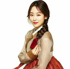 Seo hyun jin Korean Traditional Clothes, Traditional Fashion, Traditional Dresses, Korean Hanbok, Korean Dress, Korean Outfits, Seo Hyun Jin, Culture Clothing, Asian Doll