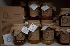 #jams by Malgosia Piernik in Shop of Form at Remade Market 27 October 2013. Lodz Design Festival 2013