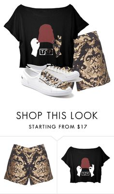 """Untitled #649"" by anyme ❤ liked on Polyvore featuring Alice + Olivia and Lacoste"