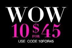10 FOR $45 Use code 10for45 SALE ENDS 08/15 $10 for $45... for realz! Grab unmissable style for under $5 a piece. Valid on sale items through 8/14/14 11:59 PM ET. Enter 10FOR45 at checkout. Not combinable with other discounts or credits. Prior purchases excluded.  http://journeyaccessories.kitsylane.com/  #women's #fashion,#accessories,#jewelry,#necklaces,#bracelets,#rings,#earrings,#silver,#gold,#hematite,#CZ's,#gemstones,#bibs,#pendants,#chains (20 photos)
