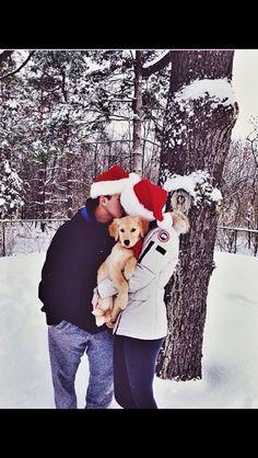 Couples winter