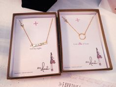 Alexa's Angels necklaces $23.95