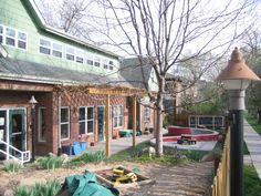 Children's Garden Montesori School (CO) Moving To Denver, Early Childhood Program, Reggio, 6 Years, 18 Months, The Neighbourhood, Learning, House Styles, Children