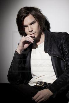 Tyler Blackburn. #PrettyLittleLiars his hair, is so beautiful.