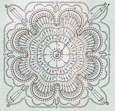 crochet rose motif <http://www.ravelry.com/patterns/library/grannys-rose-motif-bag>
