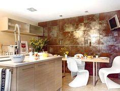 muebles de madera laminados Madera en la Cocina, Calidez y Naturalidad