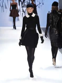 Milly By Michelle Smith - Runway - Fall 2012 Mercedes-Benz Fashion Week