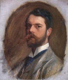 Self-portrait 1886 by John Singer Sargent