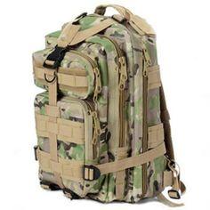 Men Outdoor Military Tactical Backpack Camping Bag Hiking Trekking Rucksacks    eBay Backpack Camping, Camping dec4d8d691
