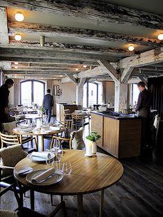 Noma restaurant - perfect scandinavian