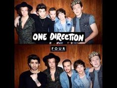 One Direction - Fireproof (Audio) I looooove the verses bc louis and niall bby (harry, louis and liam are cool too btw)