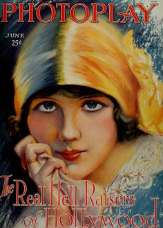 Photoplay Magazine - June 1927 (Mary Brian)